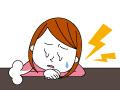 腰痛の症状に悩む患者さん